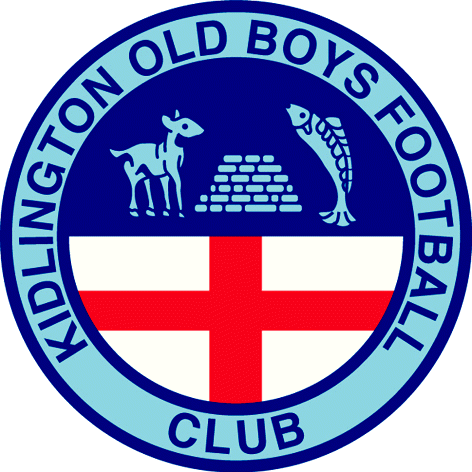 Kidlington Old Boys Football Club Logo